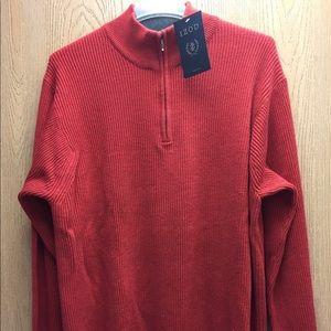 Men's Izod Sweater NWT